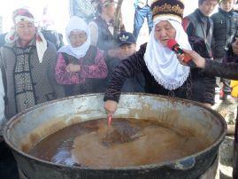 Нооруз – праздник Света, Добра, Весны вступил  на кыргызскую землю